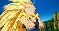 Dragon Ball FighterZ : Trailer de Gotenks
