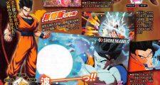 Dragon Ball FighterZ avec Gohan Ultime, Gotenks et Majin Boo Pur
