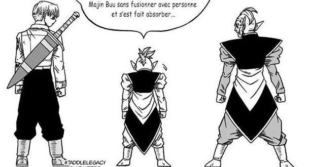 Les illustrations inédites du tome 4 de Dragon Ball Super