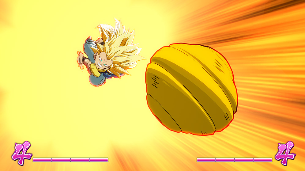 Dragon Ball FighterZ : Gotenks SSJ3