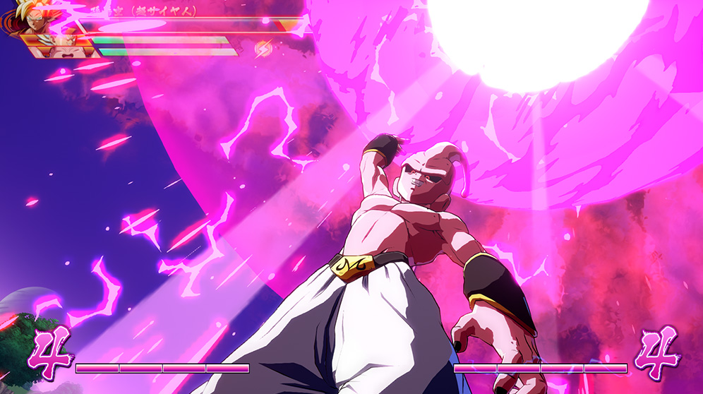 Dragon Ball FighterZ : Kid Buu
