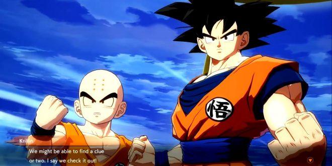 Dragon Ball FighterZ : 22 minutes de gameplay du mode Histoire et du mode Arcade