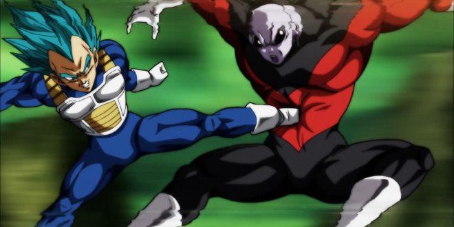 Vegeta Vs. Jiren - Dragon Ball Super - Episódio 122