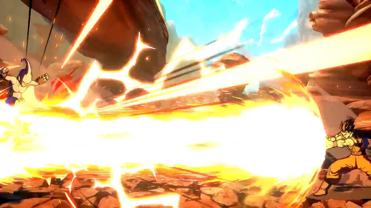 Dragon Ball FighterZ Gohan Ultime Masenko