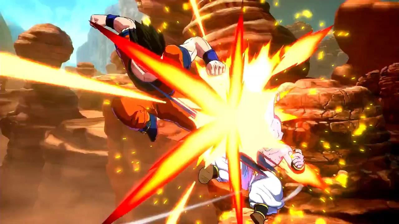 Dragon Ball FighterZ Mystic Gohan