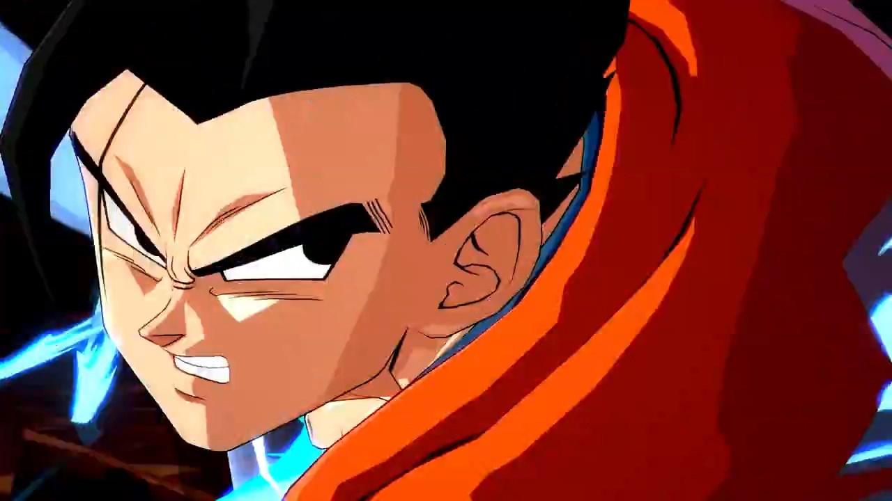 Dragon Ball FighterZ Gohan Ultime Kamehameha