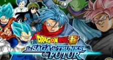 Dragon Ball Z Dokkan Battle : La Saga Trunks du Futur
