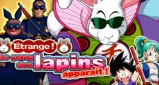 Dragon Ball Z Dokkan Battle : Etrange, le Gang des Lapins apparaît