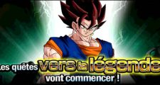 Dragon Ball Z Dokkan Battle : Arrivée de Vegetto LR