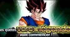 Dragon Ball Z Dokkan Battle : Vegetto LR est arrivé !