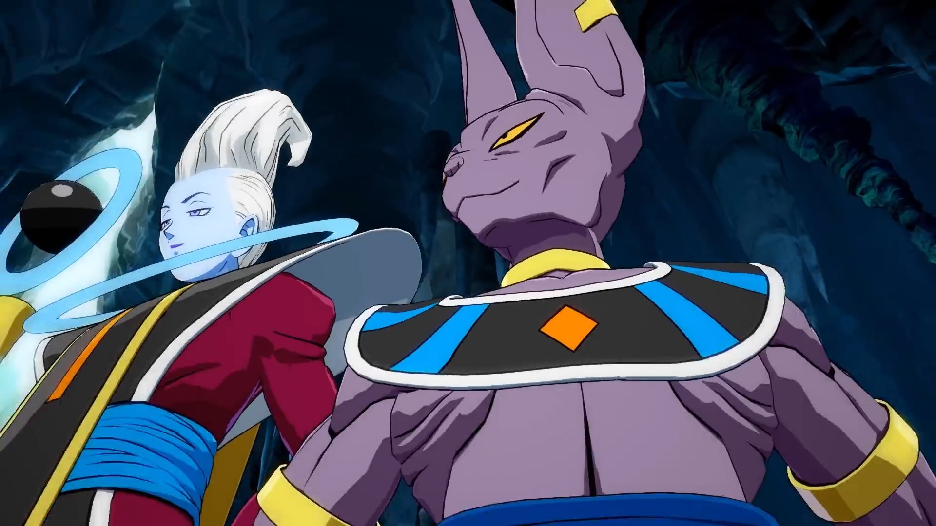 Dragon Ball FighterZ - Beerus et Whis