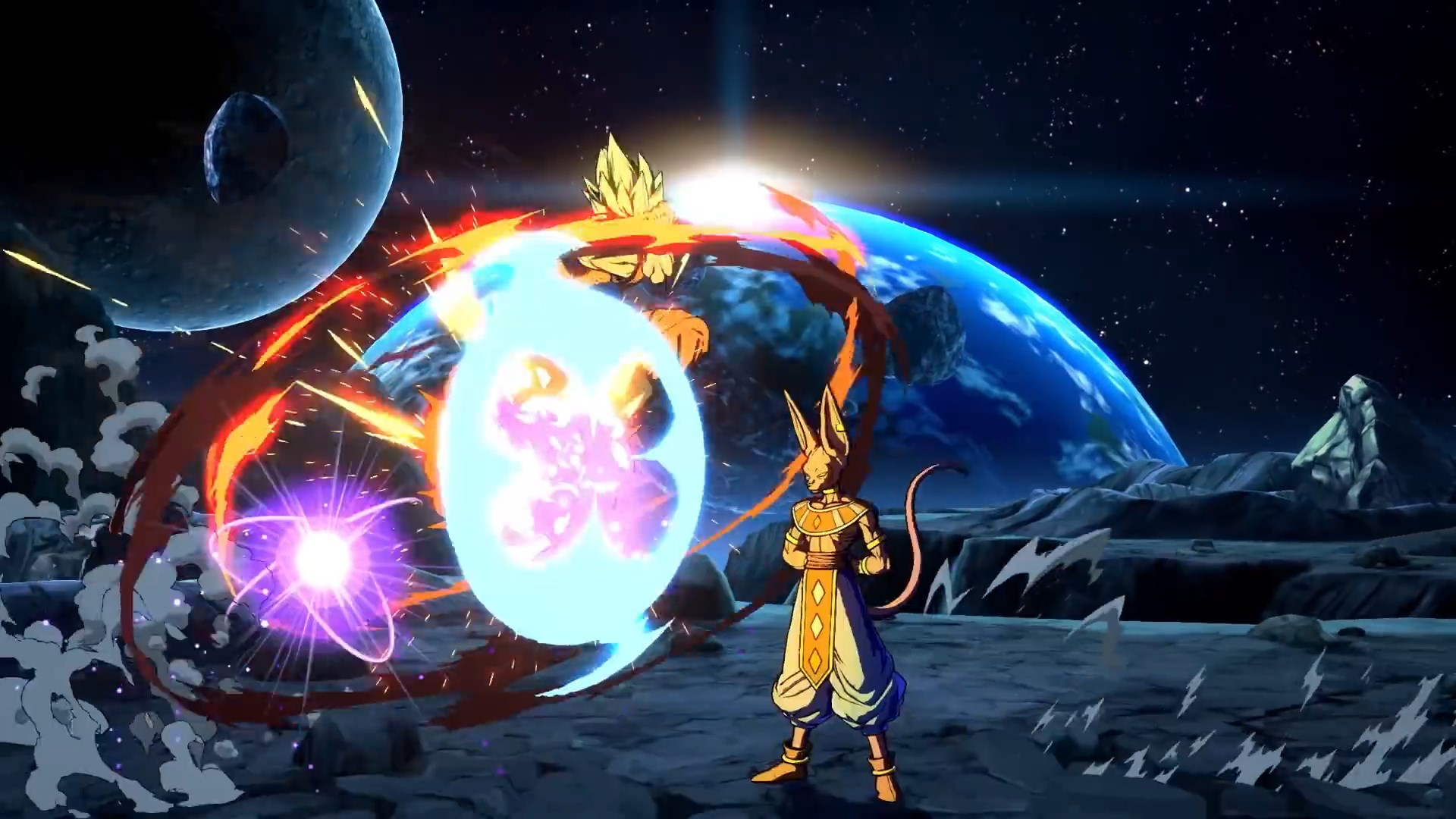 Dragon Ball FighterZ - Beerus