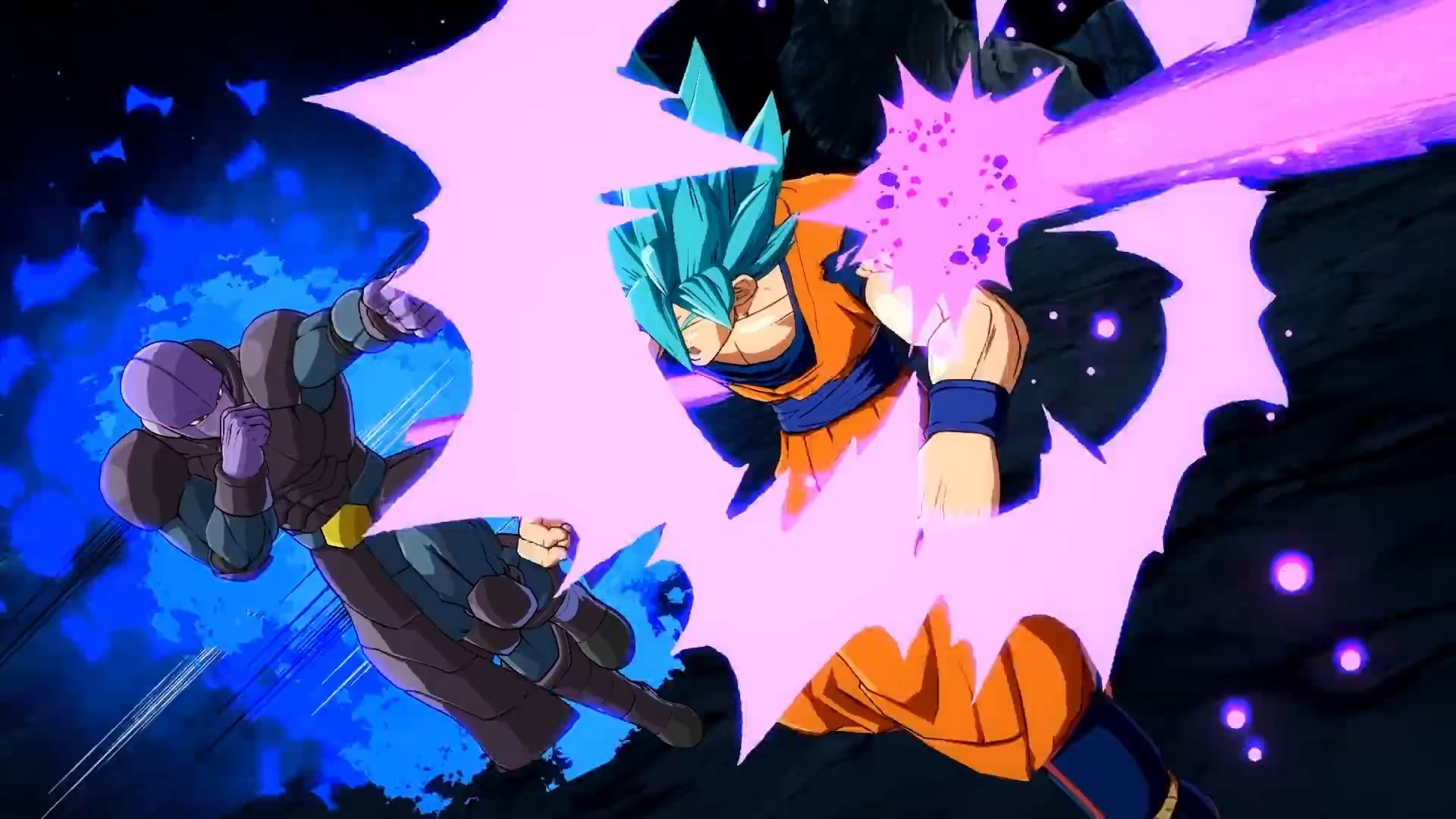Dragon Ball FighterZ - Hit