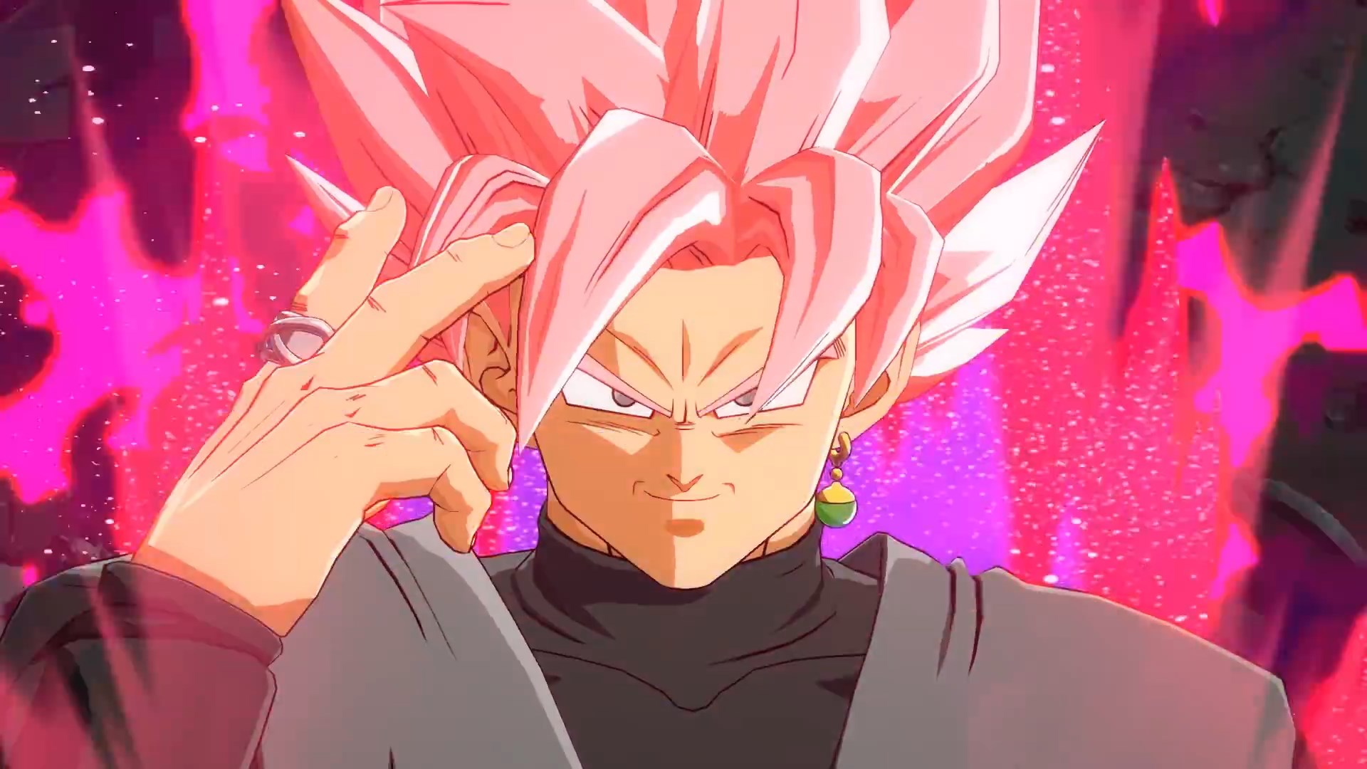 Dragon Ball FighterZ - Gokû Black Rosé