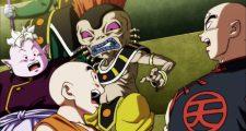 Dragon Ball Super Épisode 122 : Quatrième série d'images