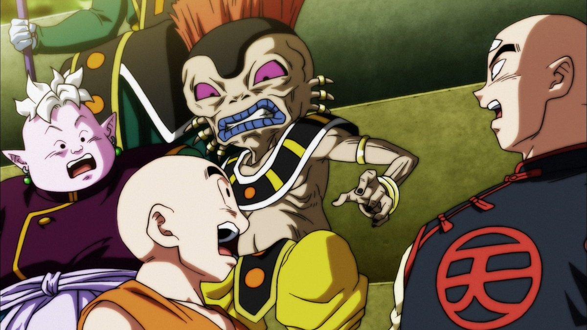 Kuririn e o Deus da Destruição (Dragon Ball Super - Episódio 122)