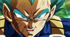 Dragon Ball Super Épisode 122 : Cinquième série d'images