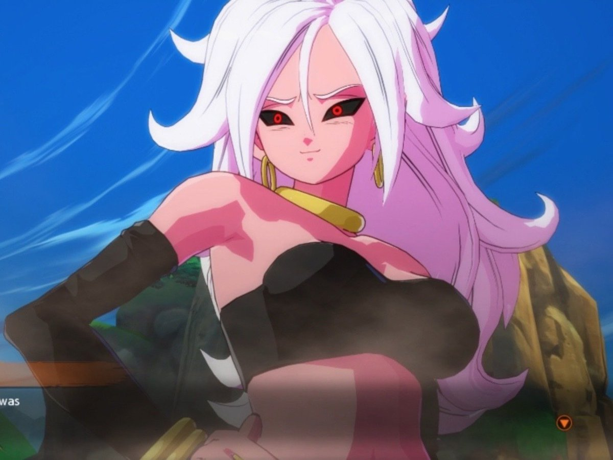 Dragon Ball Fighterz  Nouvelles Images Dandroid 21 -5919