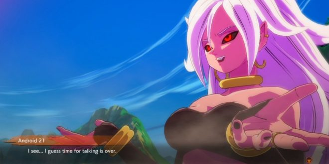 Dragon Ball FighterZ : Nouvelles images d'Android 21