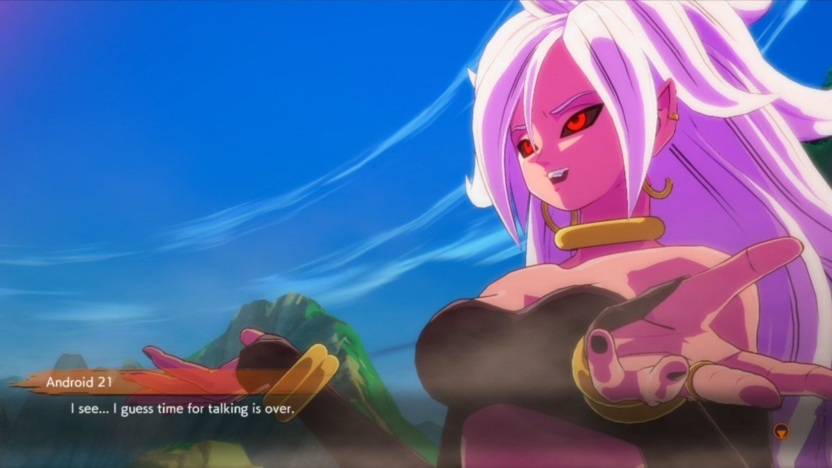 Dragon ball fighterz nouvelles images d 39 android 21 - Dragon ball z 21 ...