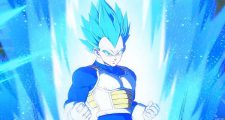 Dragon Ball FighterZ : Trailer de Vegeta SSGSS