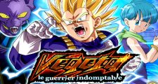 Dragon Ball Z Dokkan Battle : Vegeta le Guerrier Indomptable