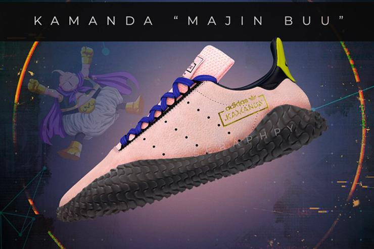 chaussures adidas dragon ball z