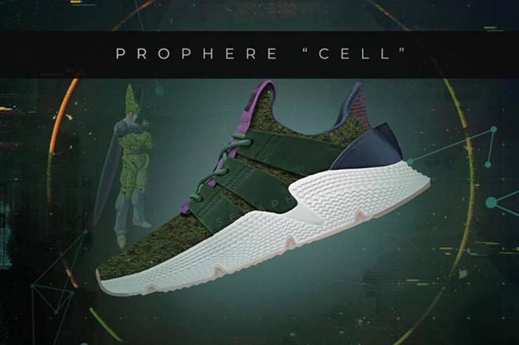 adidas dragon ball chaussure