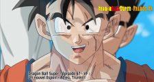 Dragon Ball Super Épisode 67 : Diffusion française - Mirai Gohan