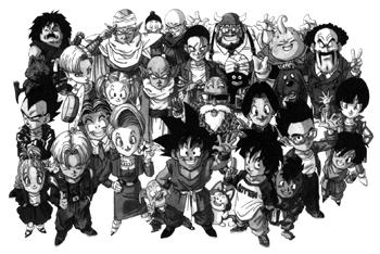 Presque toutes les œuvres d'Akira Toriyama - 18 Janvier 2018 - Interview de 2014