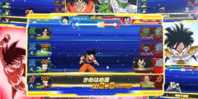 Premier teaser pour Dragon Ball Z X KeeperZ