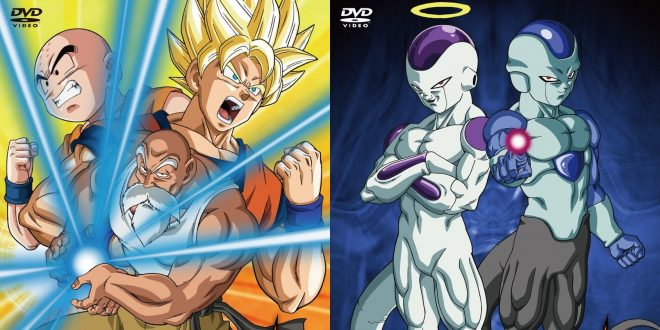 Dragon Ball Super : Sorties des DVD 35 et 36 au Japon
