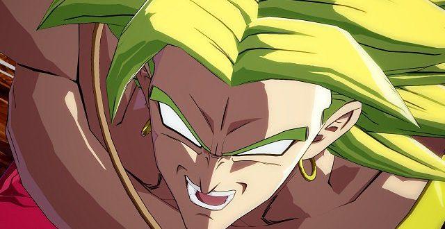 Dragon Ball FighterZ : Les intros de Bardock et Broly
