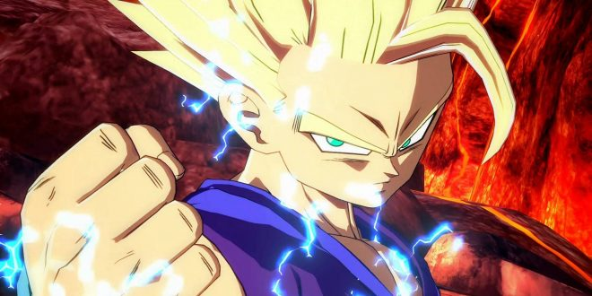 2ème semaine de vente de Dragon Ball FighterZ au Japon - Gohan SSJ2