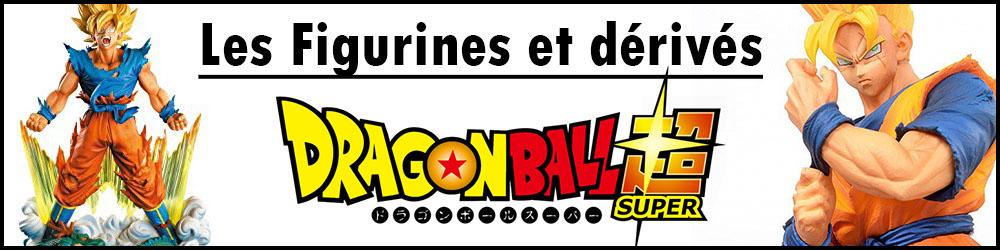 Acheter des figurines Dragon Ball Super au meilleur prix