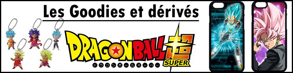 Acheter des goodies Dragon Ball Super au meilleur prix