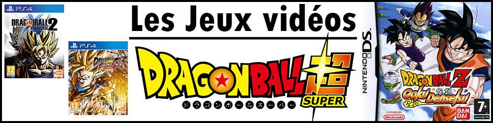 Acheter des jeux vidéos Dragon Ball Super au meilleur prix