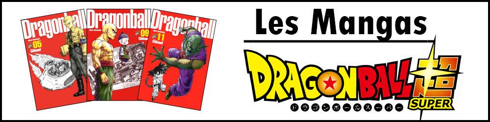 Acheter des mangas Dragon Ball Super au meilleur prix