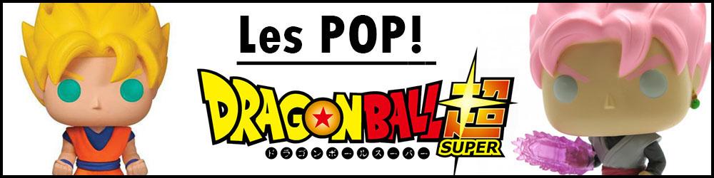Acheter des figurines POP! Dragon Ball Super au meilleur prix