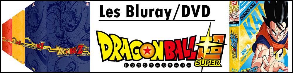 Acheter des bluray et dvd Dragon Ball Super au meilleur prix
