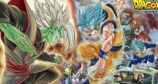 Aperçu de la couverture du tome 5 de Dragon Ball Super