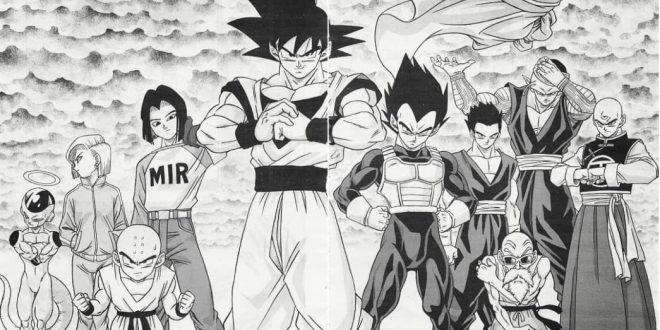Dragon Ball Super Chapitre 33 : Premières images