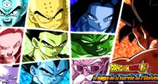Dragon Ball Z Dokkan Battle : Dragon Ball Super - Saga de Survie de l'Univers