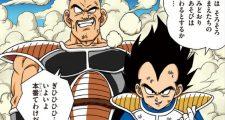 Sortie du 5ème volume de Dragon Ball SD – Détails et contenu - Nappa et Vegeta