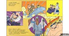 Presque toutes les œuvres d'Akira Toriyama – 8 février 2018 - L'Ange Toccio