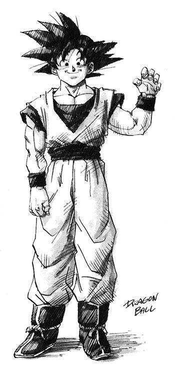 Akira Toriyama - Son Gokû Daizenshuu 7