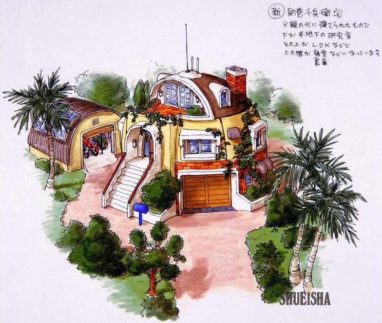 Presque toutes les œuvres d'Akira Toriyama – Semaine du 19 au 25 mars - Dr Slump