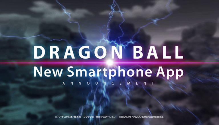 Un nouveau jeu mobile Dragon Ball annoncé par Bandai Namco