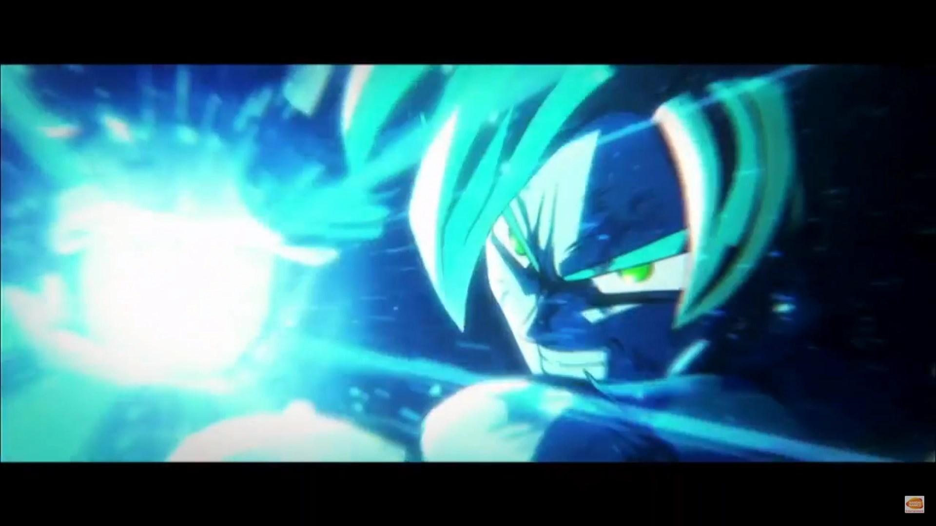 Première démo et opening du jeu Dragon Ball Legends