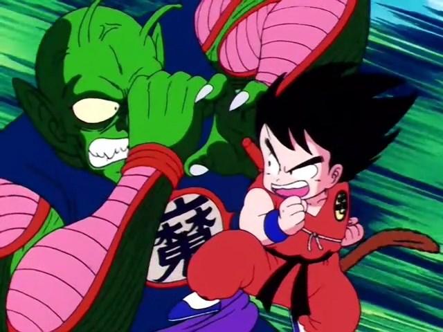 Gokû vs Piccolo Daimao